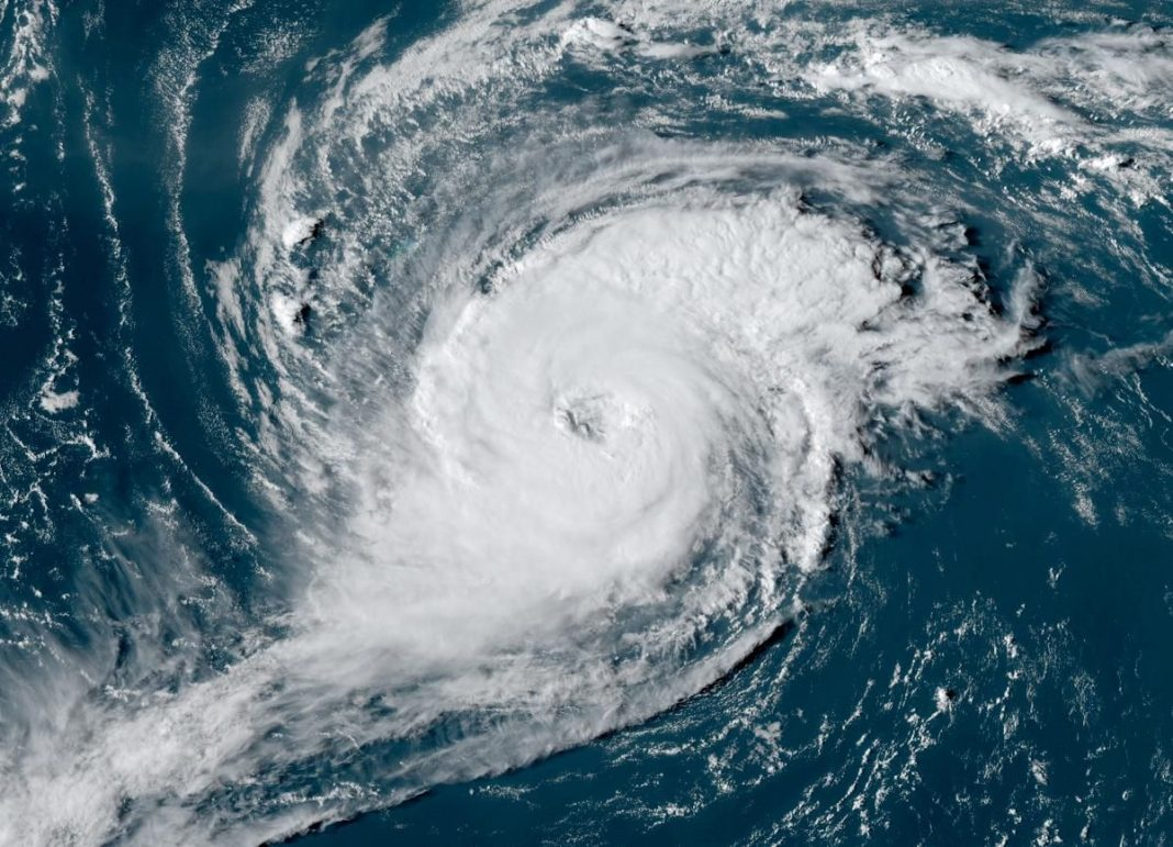 Bermuda Could Suffer Direct Hit From Strengthening Hurricane Paulette On Sunday Night