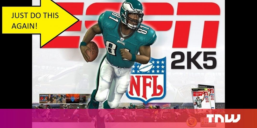 Dear developers, it's time to stop making the same sports games over and over