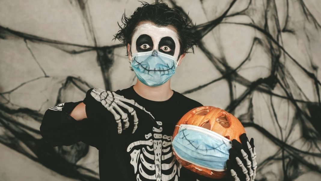 Will a Halloween Mask Protect You From COVID?