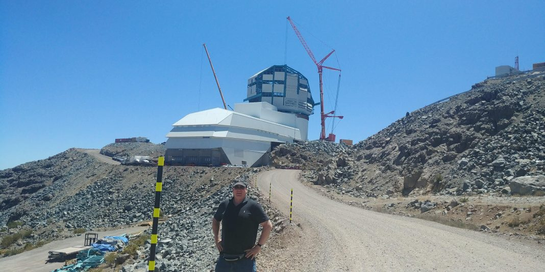 A Visit To The Most Important Survey Telescope Ever Built