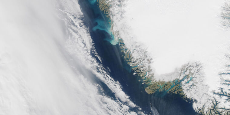 Greenland is about to lose ice faster than any time since the last ice age