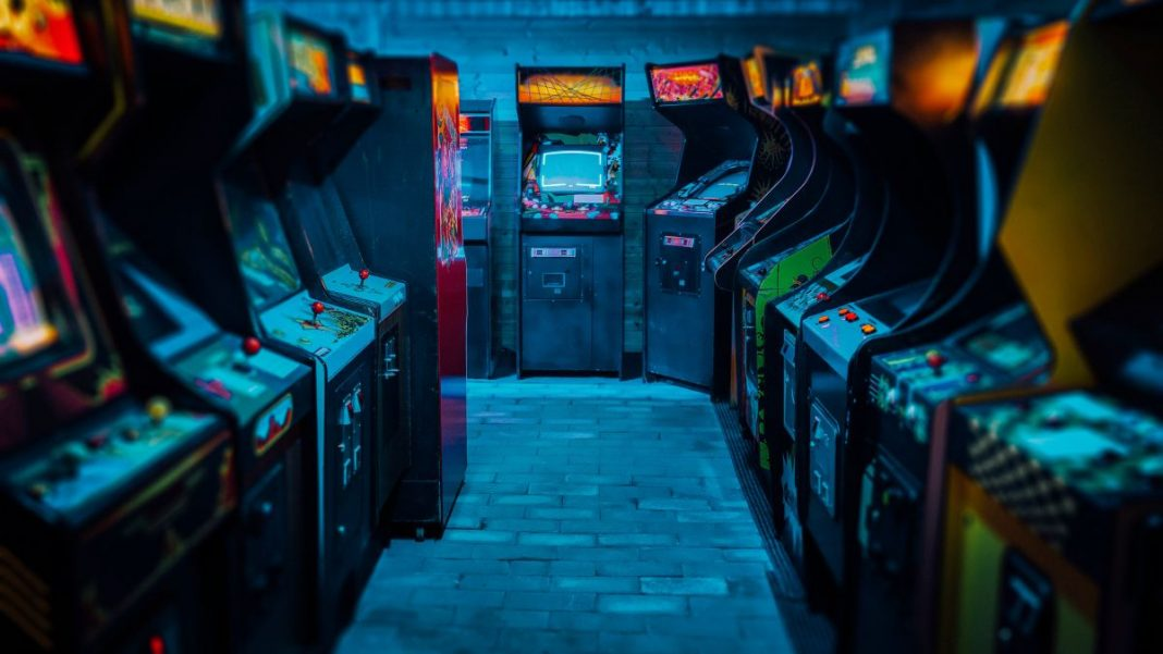 Share Some Retro-Gaming Joy With Your Kid
