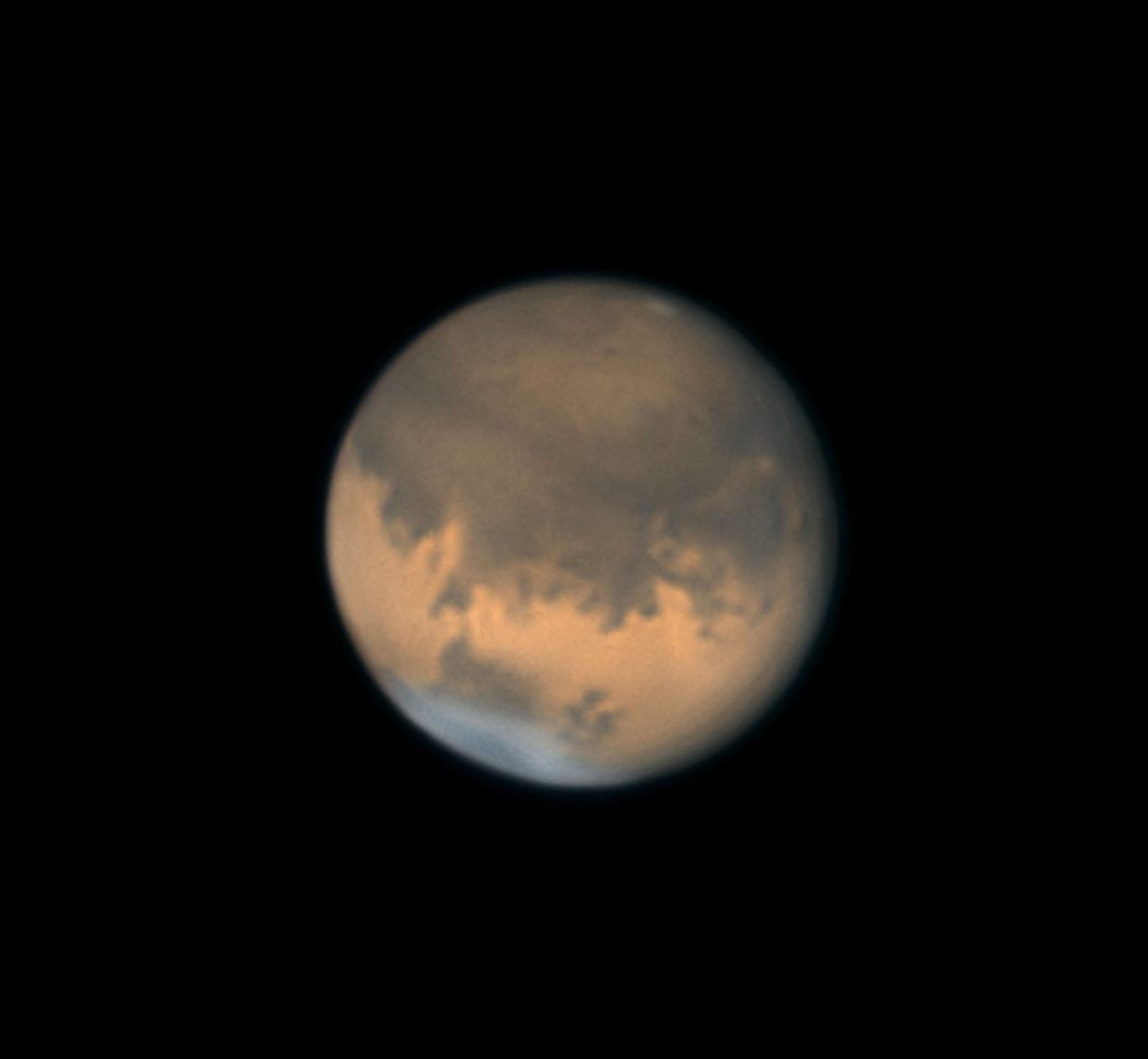 Mars Is At Its Best This Week Until 2052. Here's How You Can Get A Close-Up In A YouTube Telescope