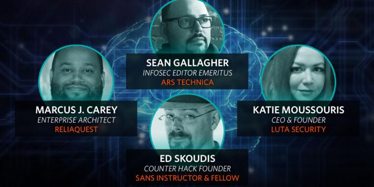 Now on-demand: Ars' online IT roundtable on navigating 2020 schadenfreude