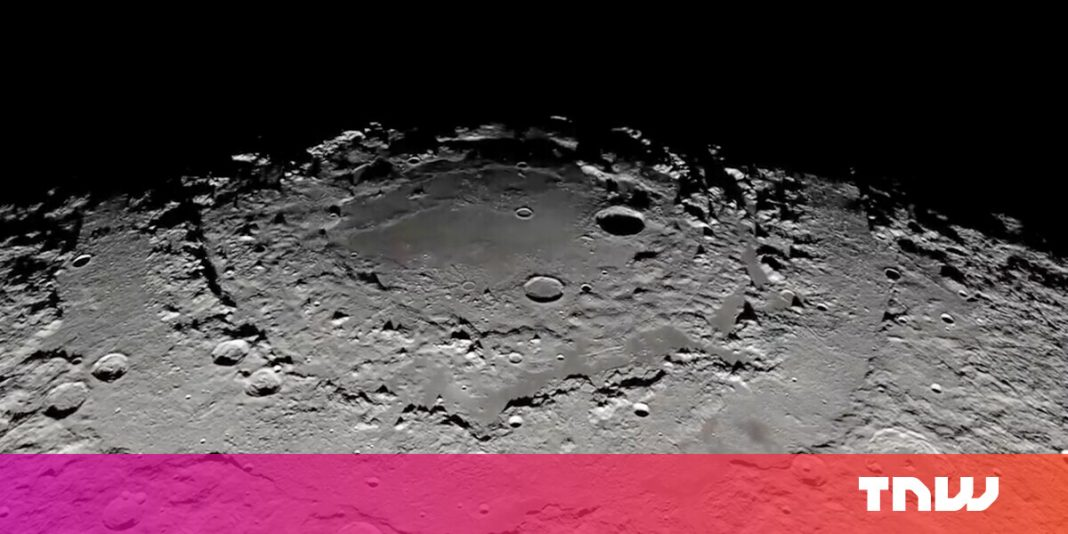 Why the moon's early magnetic field might be responsible for life on earth