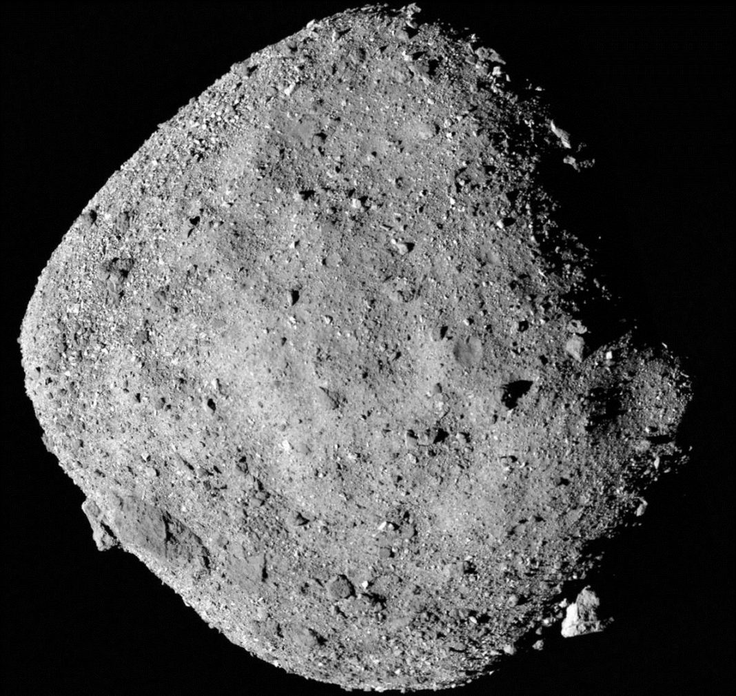 NASA Is Just Hours Away From First-Ever Sampling Of Asteroid's Surface