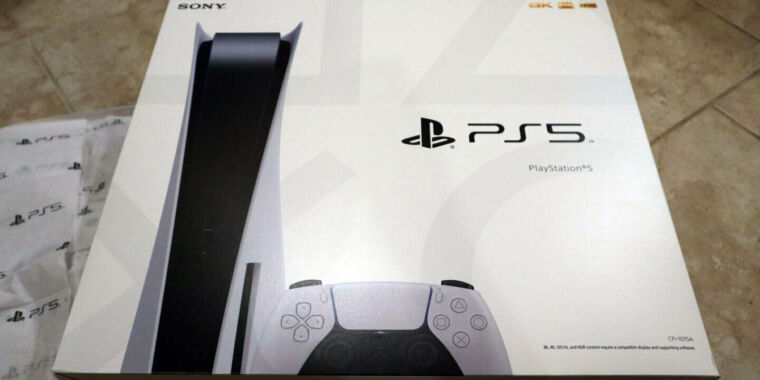 Our PlayStation 5 has arrived—here's what we can show you so far