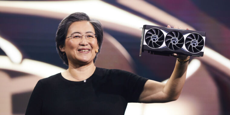 AMD's newest graphics cards: RDNA2 power from $579 to $999