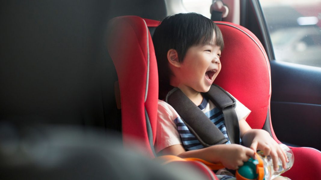 How to Ride With a Car Seat in an Uber or Lyft