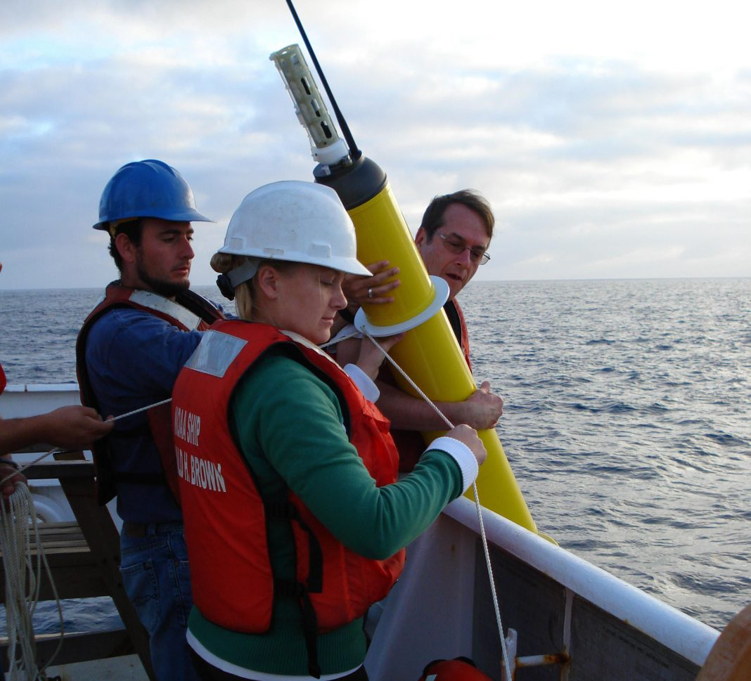 Souped-Up Robots Will Soon Be Able To Tell Us What's Happening In The Middle Of The Ocean