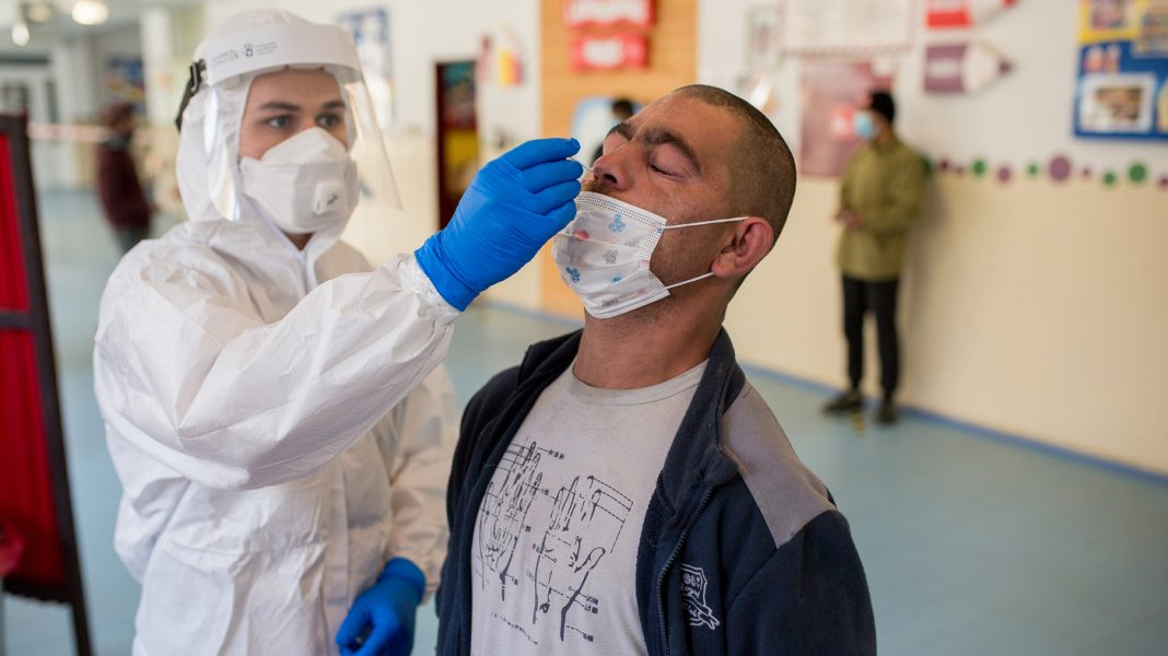 Slovakia's Weekend Project: Test The Whole Country For Coronavirus