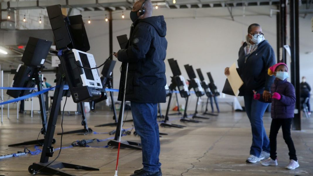 It's OK to Take Your Kids to the Polls