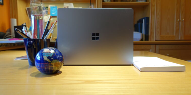 Microsoft Surface Laptop Go review: Goldilocks and the three SKUs