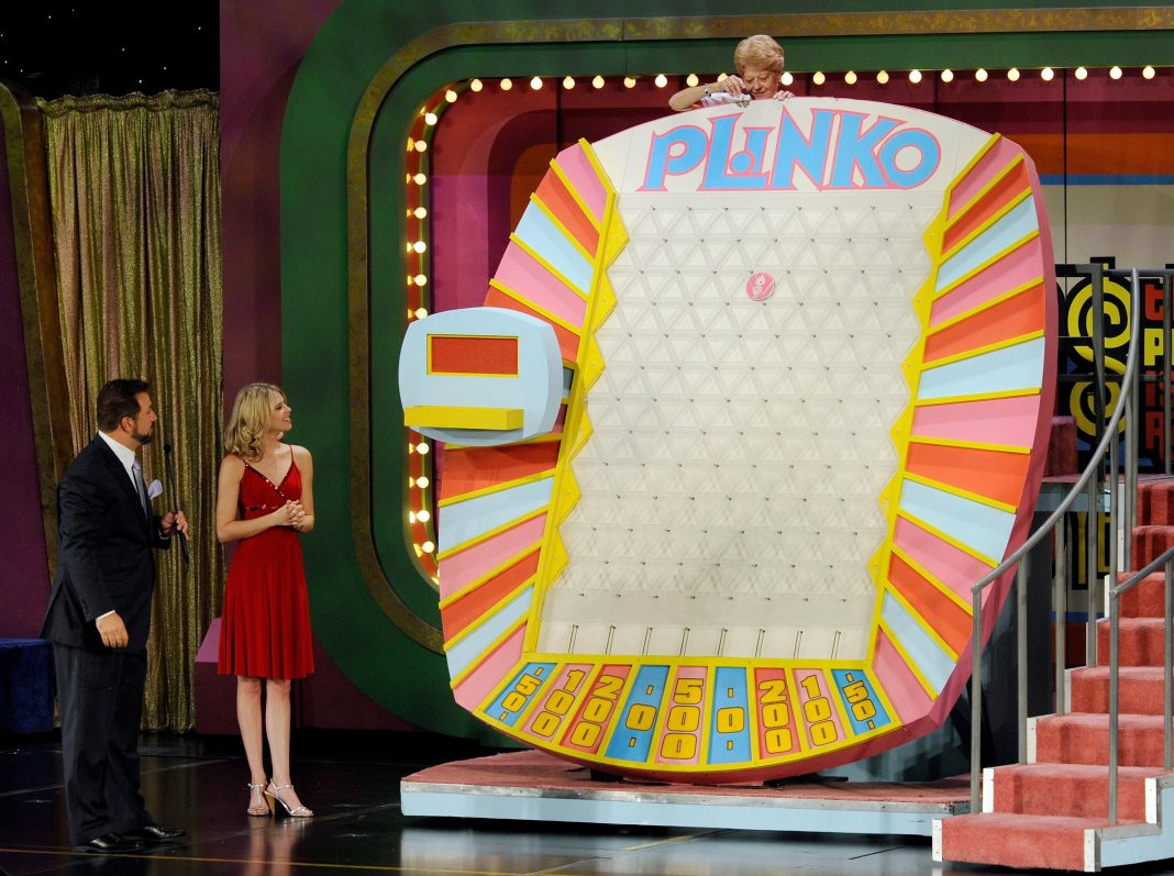 How The Game Of 'Plinko' Perfectly Illustrates Chaos Theory