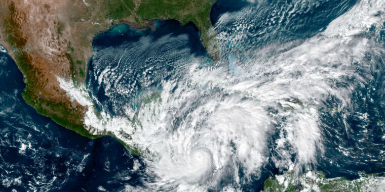 Hurricanes might not be losing steam as fast as they used to