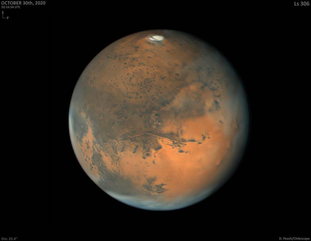 How To See Mars, Jupiter And Saturn Up Close In A Virtual Telescope During 'National Astronomy Week'