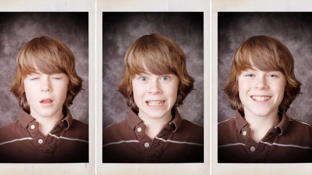 How to Take Your Kid's School Pictures at Home