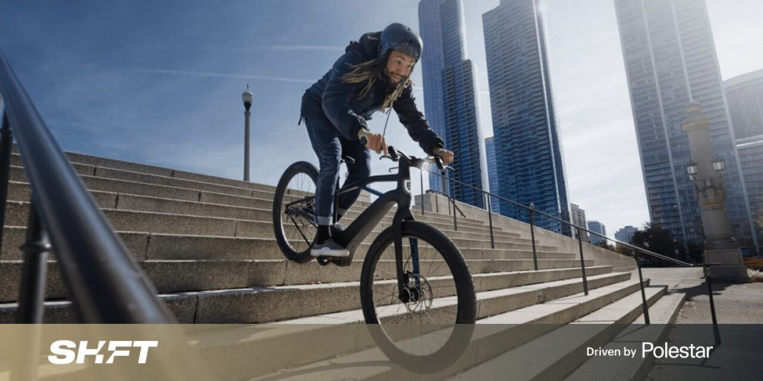 Harley-Davidson's first ebikes change gears automatically and cost a ton