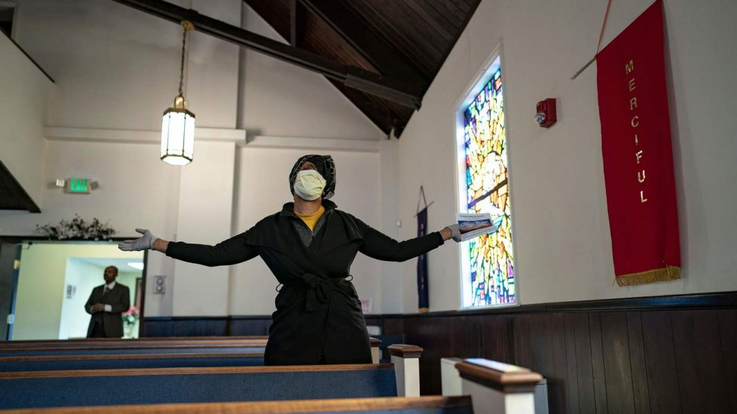 Some Faith Leaders Defiant, Others Transparent Over COVID-19 Outbreaks