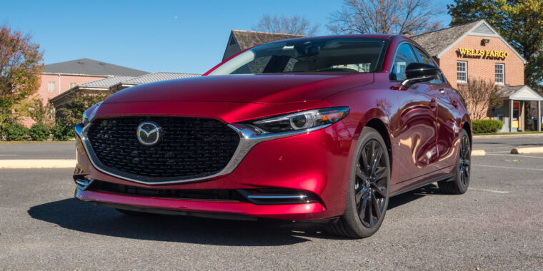 People asked for a Mazda 3 with more power: The 2021 Mazda 3 Turbo review