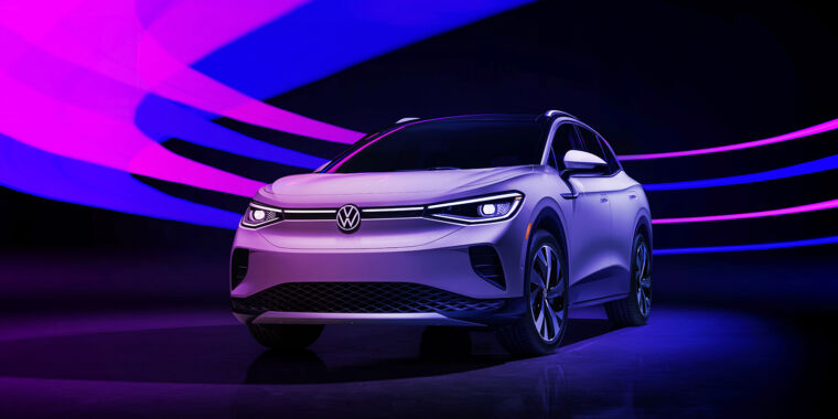 The Volkswagen ID.4 electric crossover gets its EPA range certification