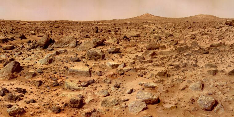 Mars' underground brine could be a good source of oxygen