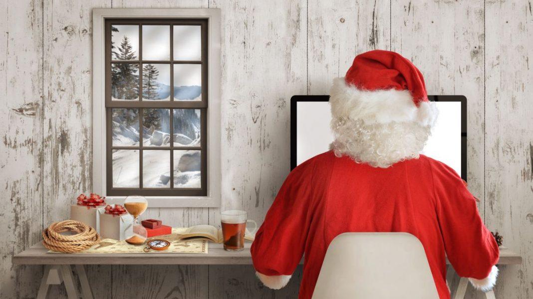 How to Visit Santa Virtually This Year