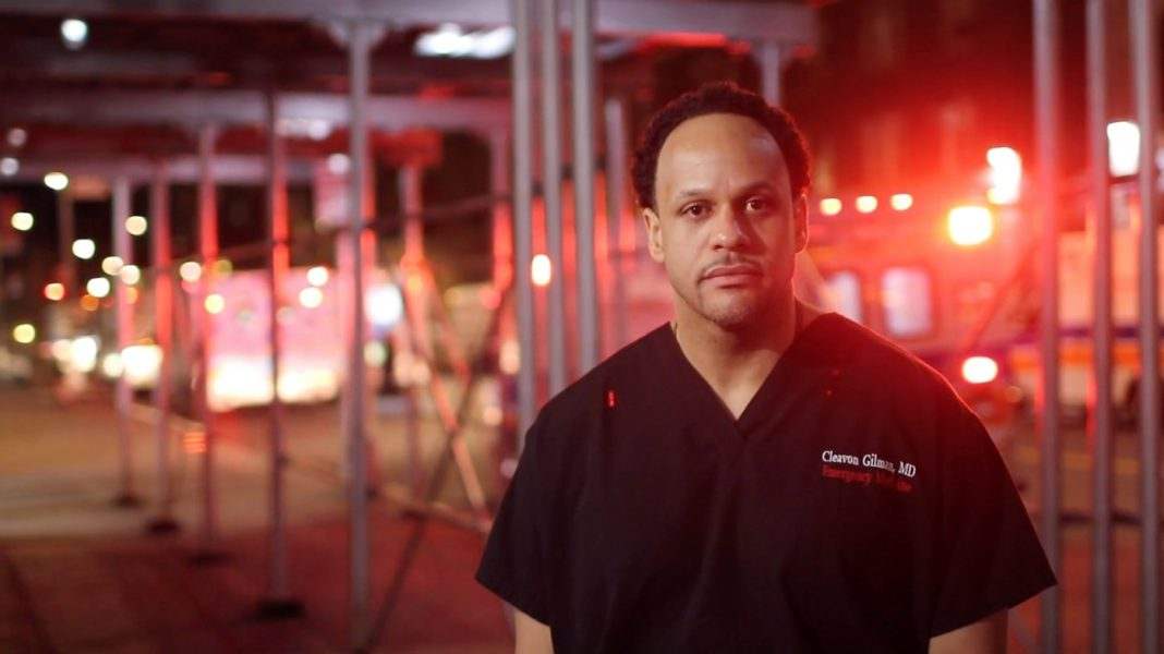 ER Doctor Says He Walks Into A 'War Zone' Every Day