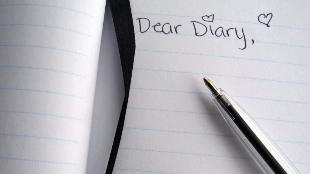 Do Not Read Your Child's Diary