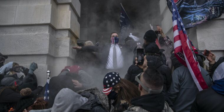 "GitHub regrets firing Jewish employee who called Trump-incited mob ""Nazis"""