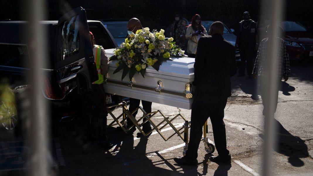'We Have No Space': LA County Funeral Director Describes Virus's Toll
