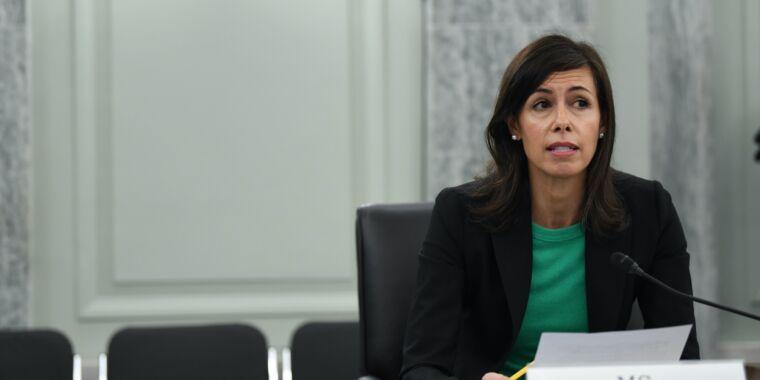 Democrat Jessica Rosenworcel replaces Ajit Pai, is now acting FCC chairwoman