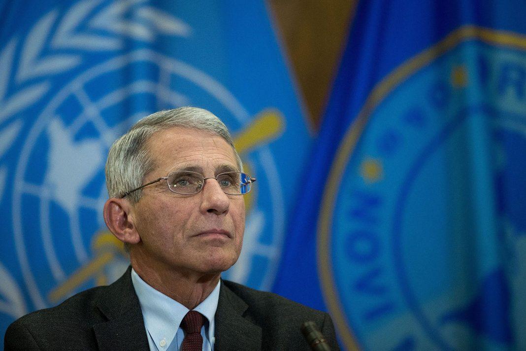 Fauci Praises World Health Organization's Pandemic Leadership, Says U.S. Will Rejoin