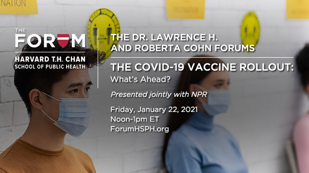 Watch Live: What's Ahead For The COVID-19 Vaccine Rollout?