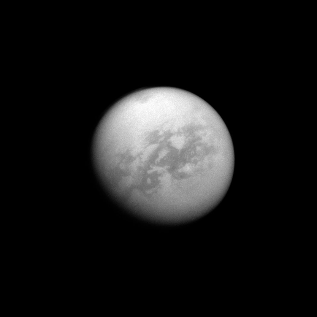 Saturn's Bizarre Moon Titan Has A Lake Deep Enough For A Robot Submarine To Explore, Say Scientists