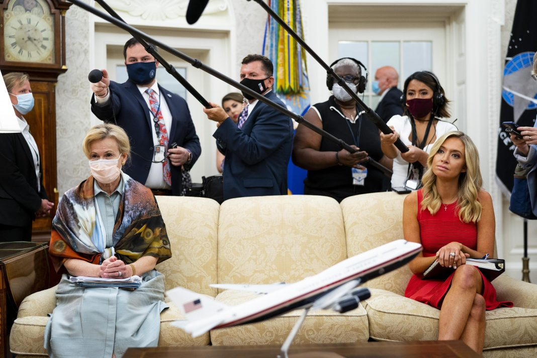 Deborah Birx Faces Fallout From Role On Trump Covid-19 Coronavirus Task Force