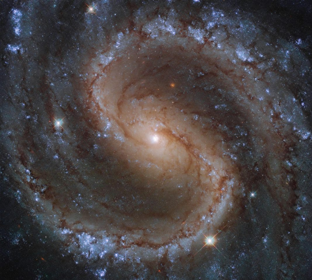 Hubble Issues Jaw-Dropping Images Of 'Lost Galaxy' And Spiral Arms