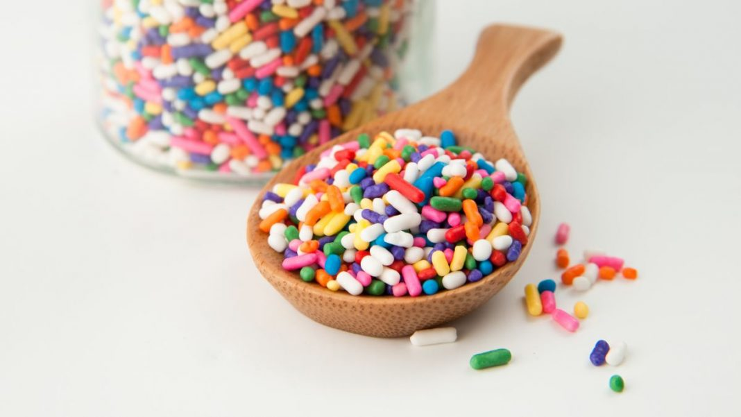 Add Sprinkles to Your Toddler's Medicine