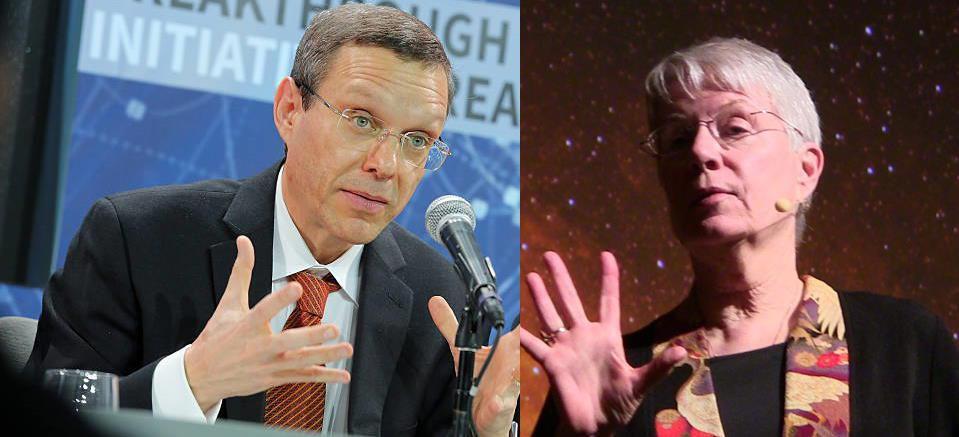 Watch: Harvard Astronomer Mansplains SETI To The Legend Who Inspired Carl Sagan's Contact