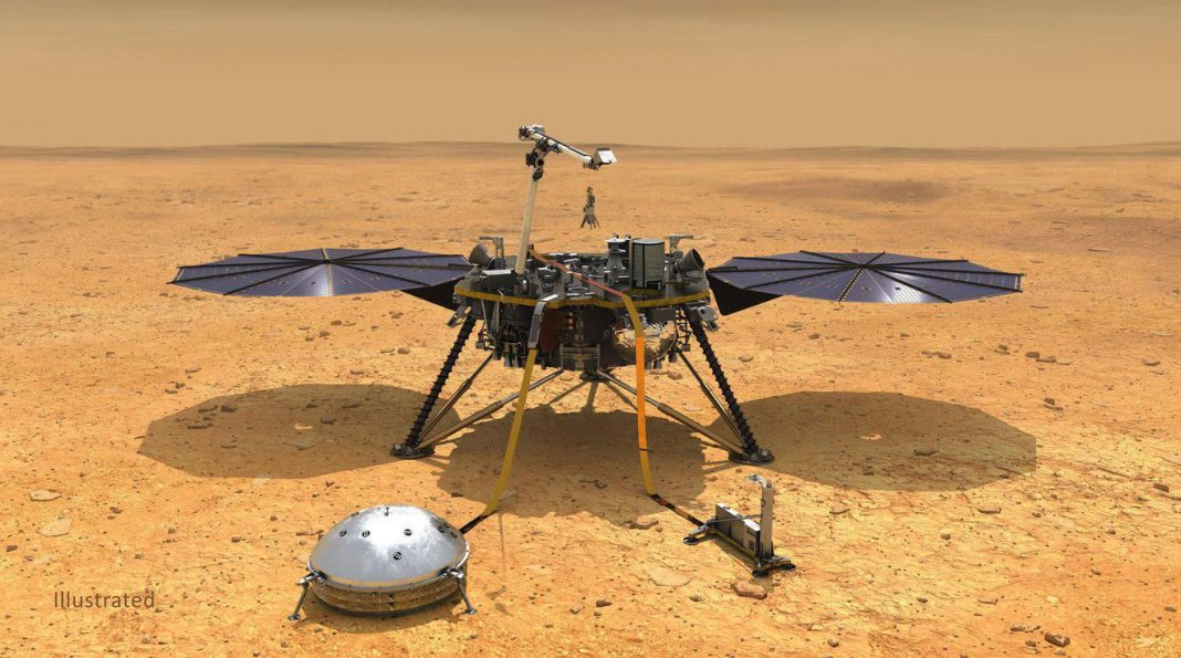 Mars Mission Gets Ready For Dangerous Winter Phase