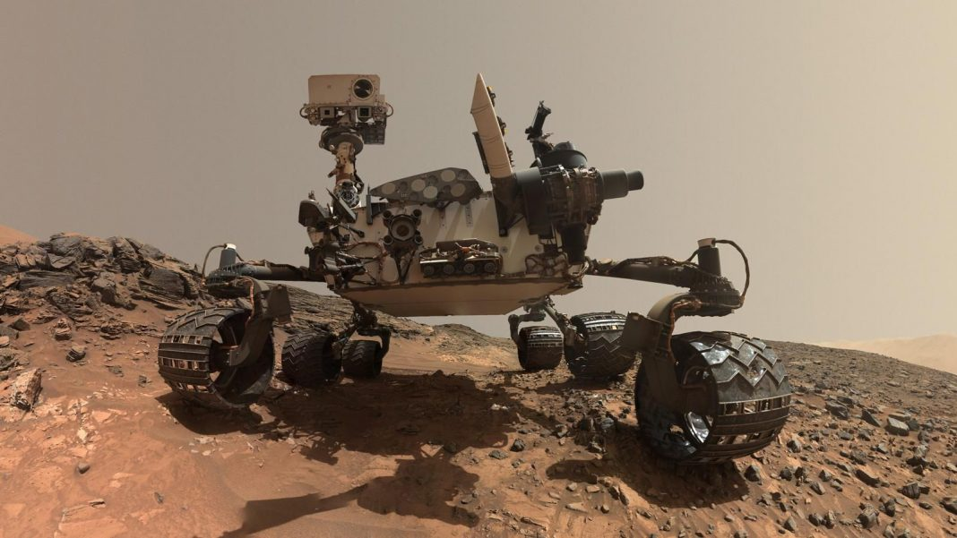 How Future Mars Rovers Could Be Steered By Astronauts