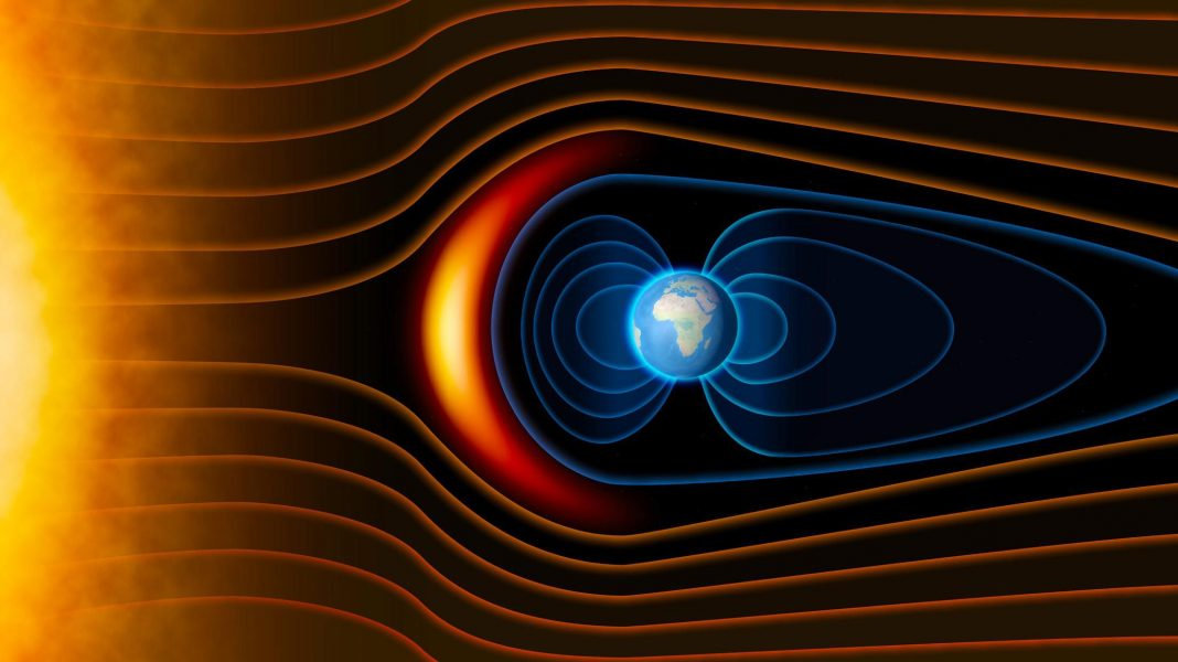 Study Suggests Earth's Protective Magnetic Shield Failed 42,000 Years Ago
