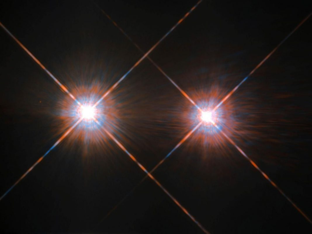 We May Have Company. Scientists Detect A Planet Around The Star Next Door And Have A New Way To Find More
