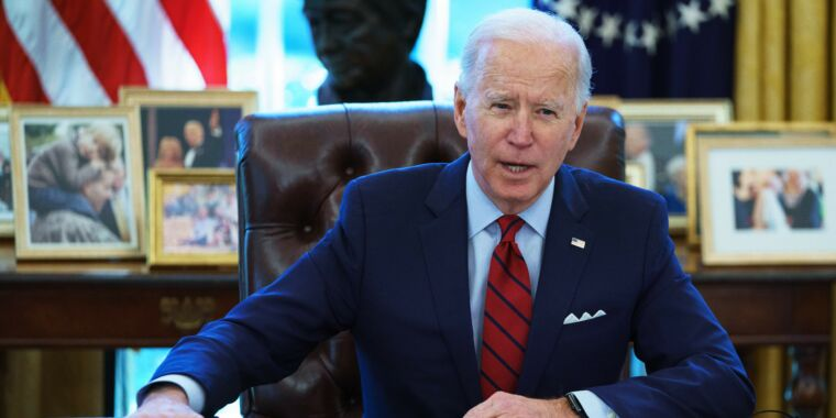 Biden admin plans executive order to address chip-shortage woes