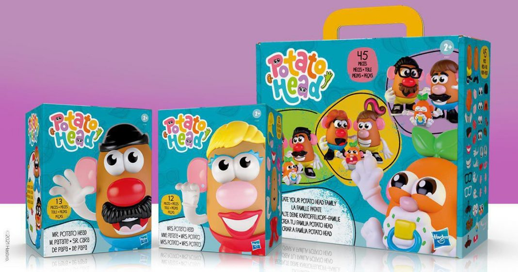 Don't Blame Mr. Potato Head: What You Didn't Know About The Gender Of Your Spud