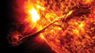 Solar storms can wreak havoc. We need better space weather forecasts