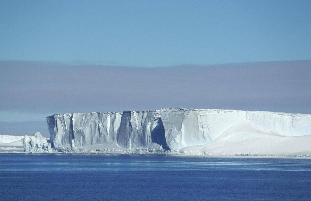 An Iceberg The Size Of Lake Champlain Has Broken Away From Antarctica