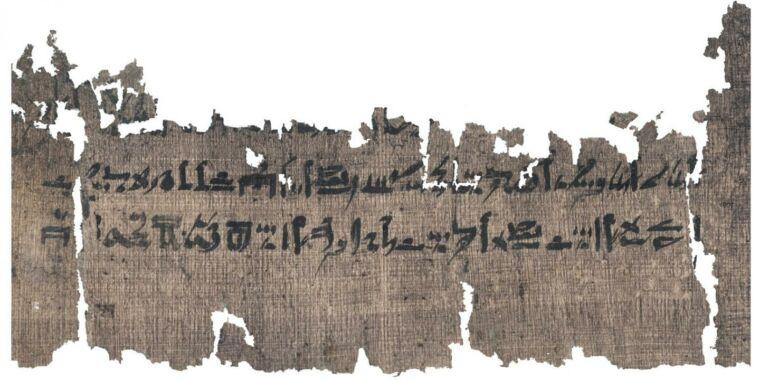 Egyptologists translate the oldest-known mummification manual