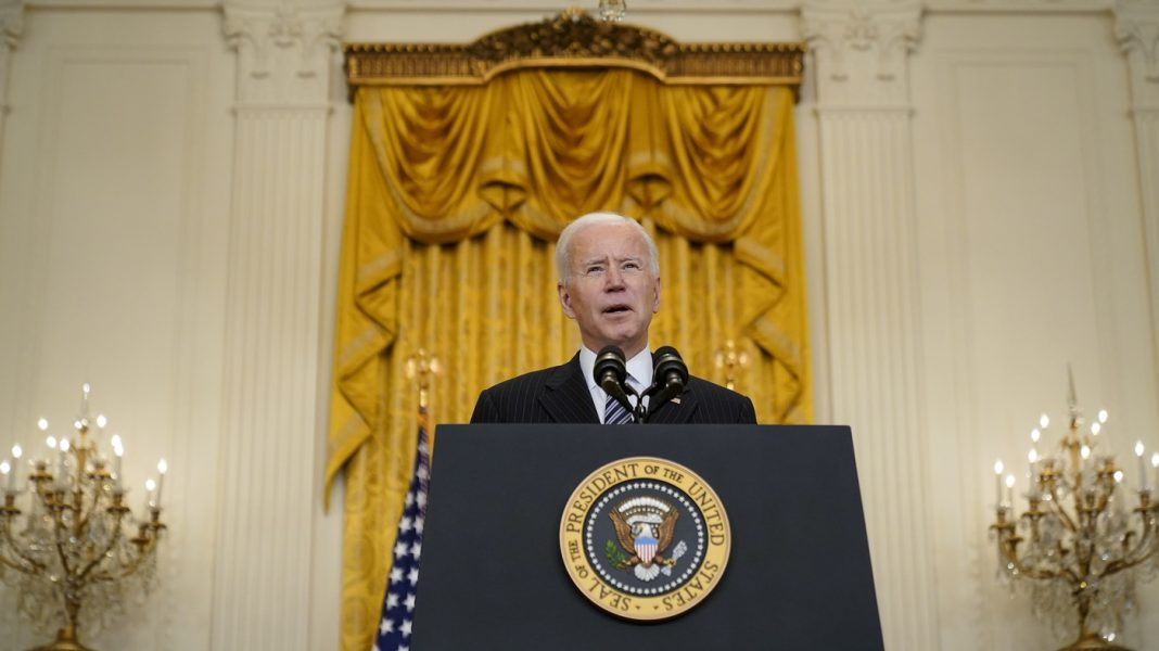 Biden Administration To Meet Goal Of 100 Million Vaccine Doses On Friday