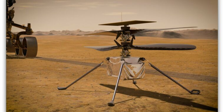 NASA lays out plans for its first flights on Mars